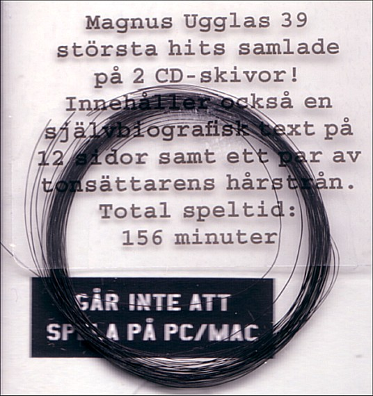 Magnus Uggla - Vittring